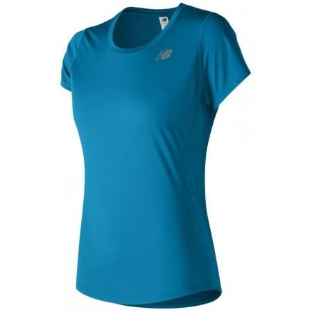 Dámské běžecké triko - New Balance WT73128 - 1