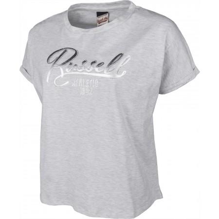 Tricou de damă - Russell Athletic GLITTER TEE - 2