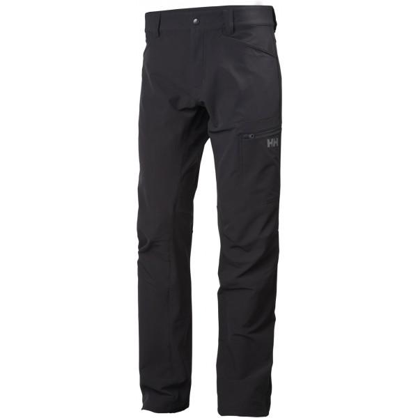 Helly Hansen VANIR BRONO PANT tmavě šedá XL - Pánské softshellové kalhoty