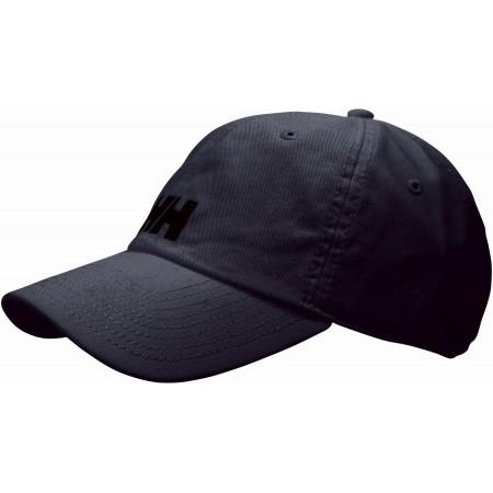 Šiltovka - Helly Hansen LOGO CAP BLACK