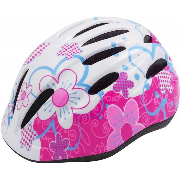 Etape REBEL rózsaszín (48 - 52) - Gyerek kerékpáros sisak