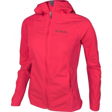 Damen Softshelljacke - Columbia SWEET AS SOFTSHELL HOODIE - 2