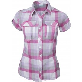 Columbia CAMP HENRY SHORT SLEEVE SHIRT - Dámska košeľa