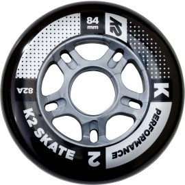 K2 84MM PERFORMANCE W.4-PACK - Set of in-line wheels