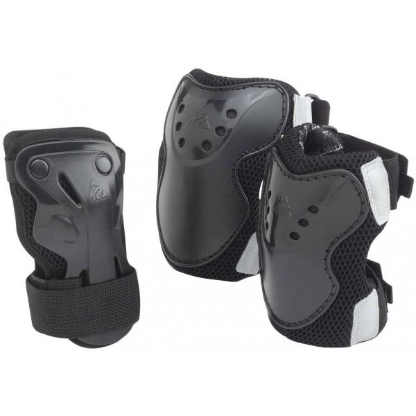 K2 EXO 4.1. PAD SET  S - Komplet ochraniaczy do jazdy na łyżworolkach