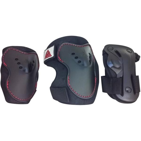 K2 EXO 4.1. JR PAD SET  XS - Komplet ochraniaczy do jazdy na łyżworolkach dziecięcy