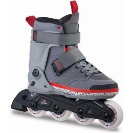 K2 MIDTOWN GRAY - Men's roller skates