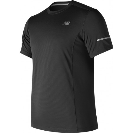 Pánske športové tričko - New Balance MT73916BK - 1