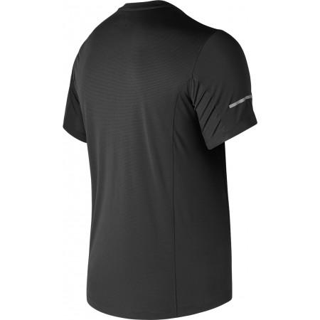 Pánske športové tričko - New Balance MT73916BK - 2