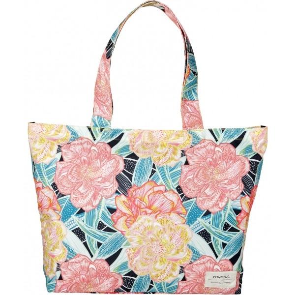 O'Neill BW WILD EVERYDAY SHOPPER ružová NS - Dámska taška