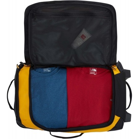 Travel bag - The North Face ROLLING THUNDER 40L - 4