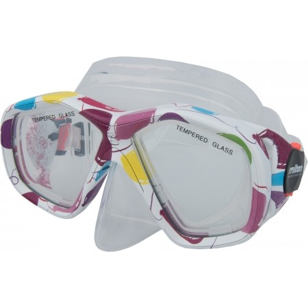 Children's diving mask - Miton BALI