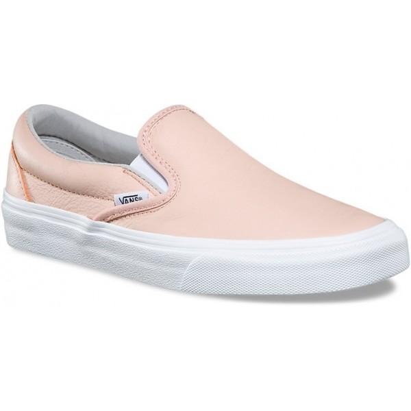Vans CLASSIC SLIP-ON rózsaszín 8 - Női slip-on cipő