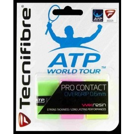TECNIFIBRE CONTACT WRAP ATP A3 - Grip tenis