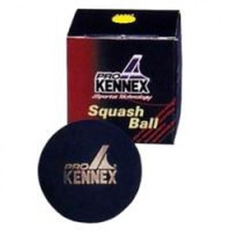 Pro Kennex SQ MÍČ ŽLUTÝ JEDNA TEČKA - Squashový míč
