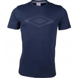 Umbro DIAMOND PRINT TEE - Koszulka męska