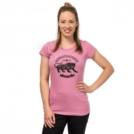 Horsefeathers ELMA TOP - Dámske tričko