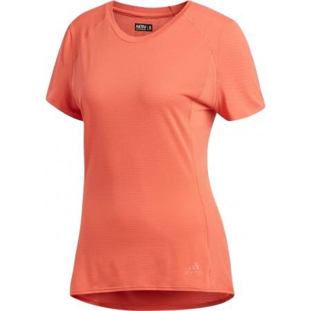 Bežecké tričko - adidas FR SN SS TEE W - 1
