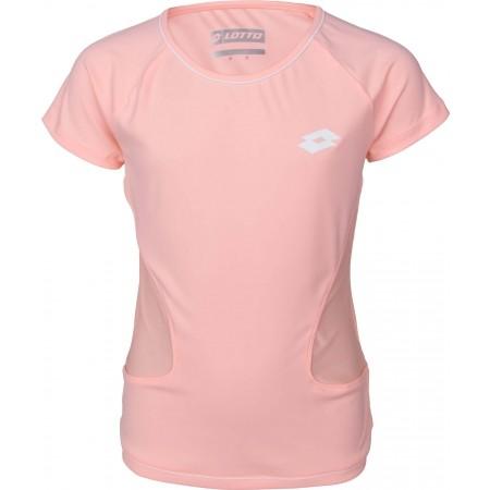 Lotto SHELA IV TEE G - Dievčenské športové tričko