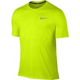 Nike DRY MILER TOP SS - Pánské běžecké tričko
