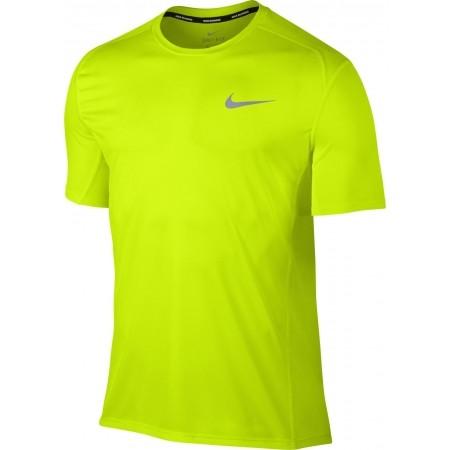 f48656e5a4 Pánské běžecké tričko - Nike DRY MILER TOP SS - 1