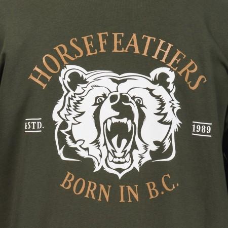 Pánska mikina - Horsefeathers CALVER SWEATSHIRT - 3