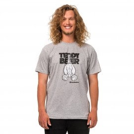 Horsefeathers TEDDY BEER T-SHIRT - Men's T-shirt