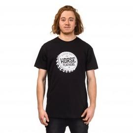 Horsefeathers HELMET T-SHIRT - Tricou de bărbați