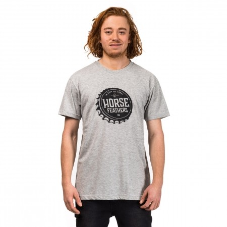 Tricou de bărbați - Horsefeathers HELMET T-SHIRT - 1