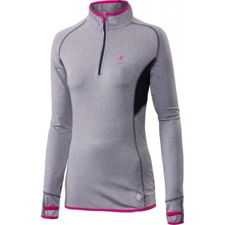 Dámský běžecký pulovr - Klimatex BINA - 1
