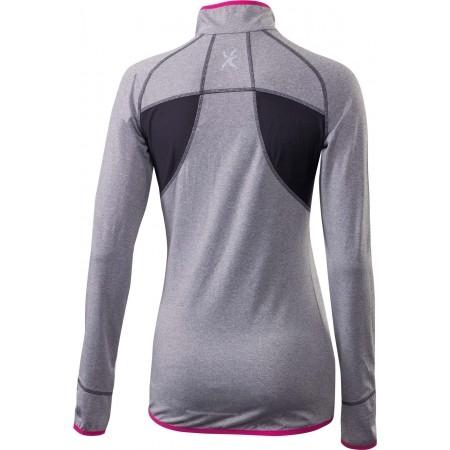 Dámský běžecký pulovr - Klimatex BINA - 2