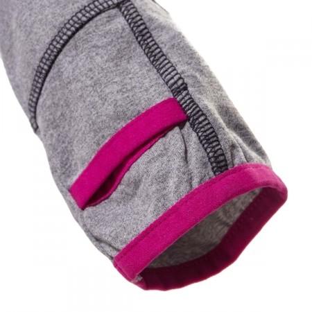 Dámský běžecký pulovr - Klimatex BINA - 4