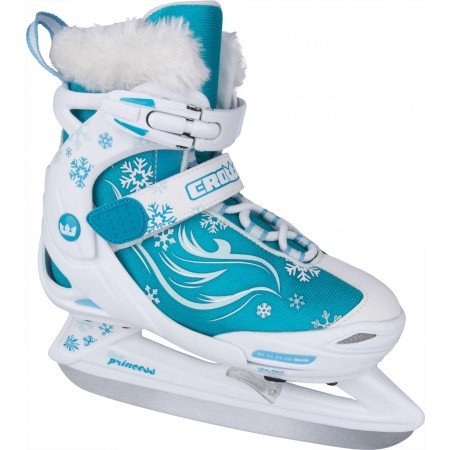 Crowned PRINCESS - Girls' ice skates