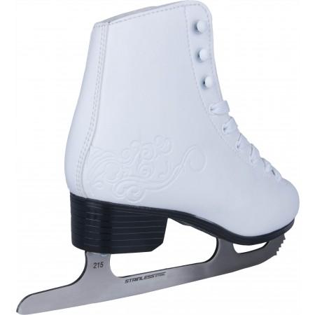 Кънки за лед за момичета - Crowned LUXURY-JR - 4