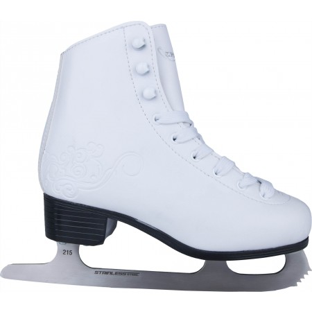 Кънки за лед за момичета - Crowned LUXURY-JR - 2