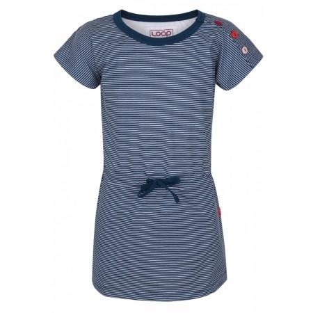 Girls' dress - Loap IWONKA - 1