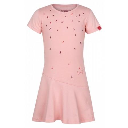 Dievčenské šaty - Loap IGELA