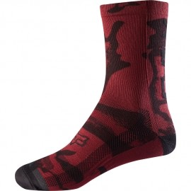 Fox Sports & Clothing W 8 PRINT SOCK - Șosete de ciclism
