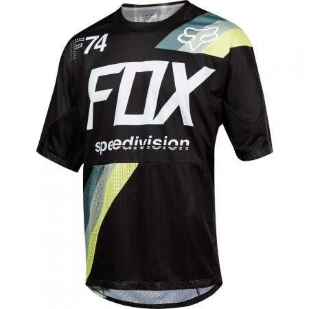 Tricou de ciclism bărbați - Fox Sports & Clothing DRAFTER JERSEY SS - 1