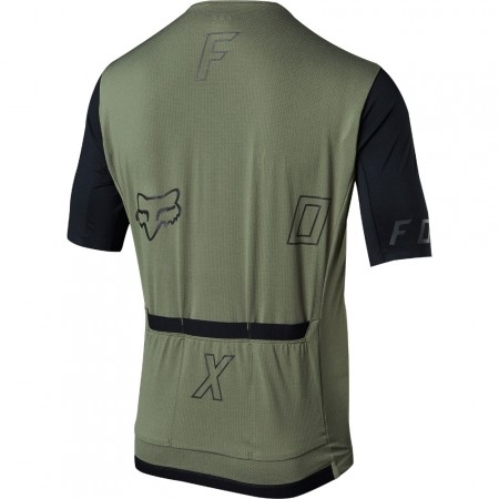 Tricou ciclism - Fox Sports & Clothing ASCENTT SS JERSEY - 2