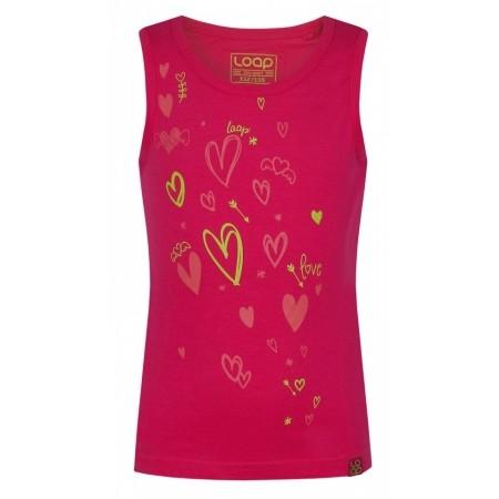 Unterhemd für Mädchen - Loap IKUMA - 1