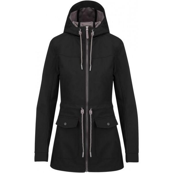 Loap LOTTIE černá M - Dámský kabát