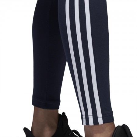 Women's tights - adidas ESSENTIALS 3 STRIPES TIGHT - 4