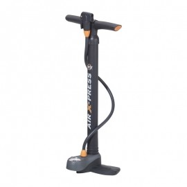 Sks AIR X-PRESS - Bicycle air pump with a pressure gauge