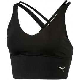 Puma EN POINTE CROP - Damen Fitness-Top
