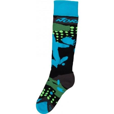Children's ski socks - Nordica FREESKI BASIC BOY - 3