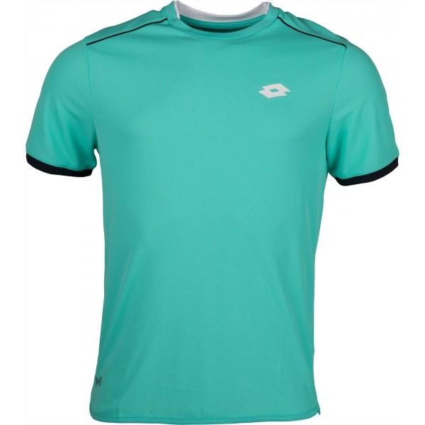 Lotto AYDEX IV TEE B světle zelená L - Chlapecké sportovní triko