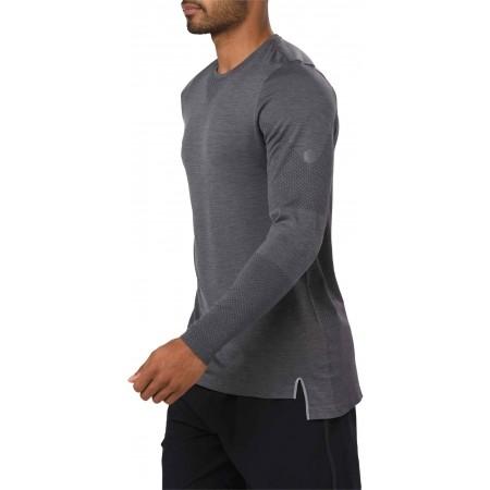 Tricou de bărbați - Asics SEAMLESS LS M - 5