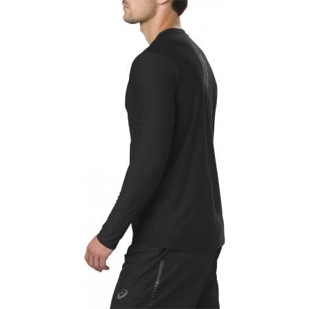 Pánske tričko - Asics LS TOP M - 3