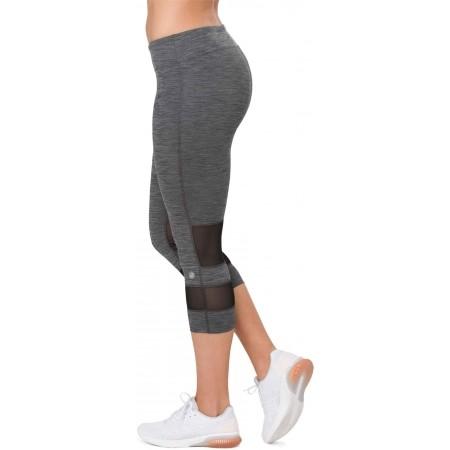 Pantaloni 3/4 damă - Asics MELANGE 3/4 TIGHT W - 5